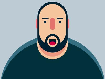 Eu logo vector design ilustration