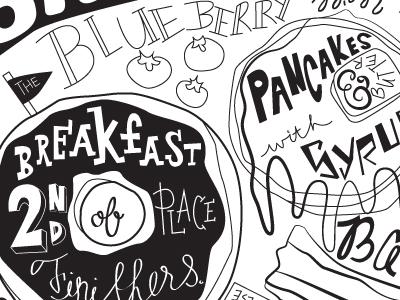 Breakfast is Best Art Print