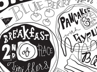 Breakfast is Best Art Print