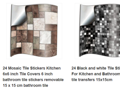 Can You Use Backsplash Tiles On The Floor Tile Style Decals By Tile Style Decals On Dribbble