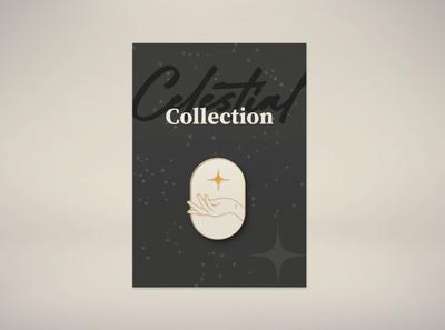 Celestial Pin