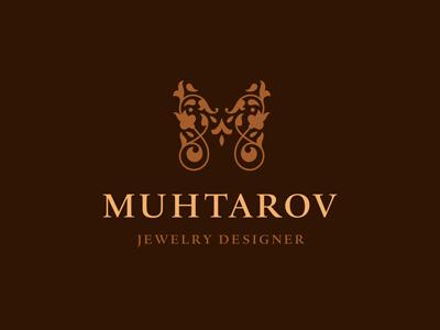 Muhtarov m jewelry design floral ornament dagestan kubachi seal ru-ferret ferrethills nikita lebedev logo