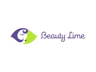 Beauty Lime beauty salon spa retro lime lemon ru-ferret ferrethills nikita lebedev logo