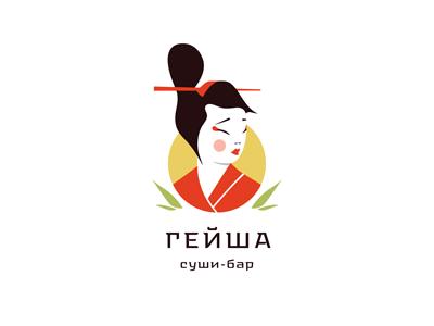 Geisha geisha nikita lebedev logo ru-ferret ferrethills