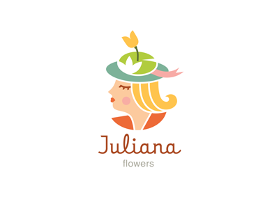 Juliana ferrethills ru-ferret logo nikita lebedev flower water lily hat ribbon pond