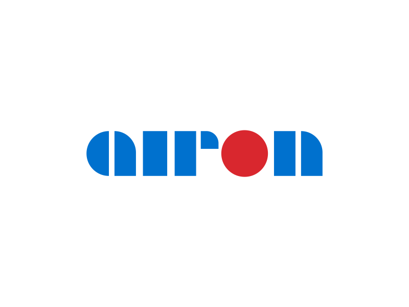 Airon logo logotype modern media review gadget mobile phone live on air