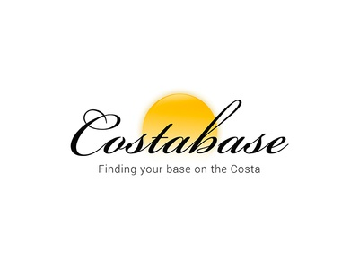 Costabase Logo Typo ideate logo typography illustration concept logo logo design