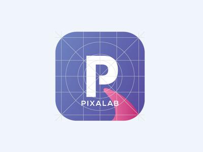 Pixalab Icon design warm color tone android icon ios icon icon design pixalab