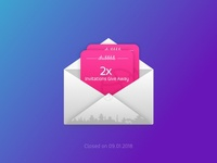 2 Dribbble Invitations to give away.