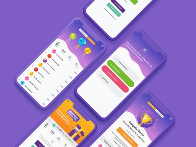 Quiz Game Concept quiz today winner screen nepal quiz colorful quiz winner leaderboard quiz landing