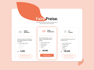 Product Pricing Website 2020 ux ui design branding webflow webdevelopment pricing webdesign website 2020 design