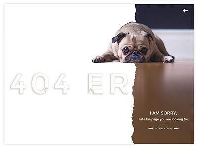 404 Error dailyui page missing found not error 404