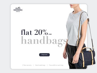 Daily UI #11Flash Message website web ui minimal message flat flash e-commerce design dailyui ad 11
