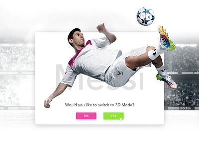 Daily UI #16 Pop-Up web ux ui popup overlay design flat dailyui clean card 16