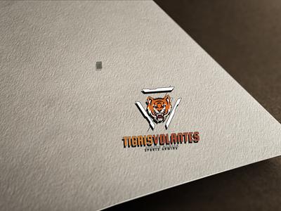 Tiger Brand logo design