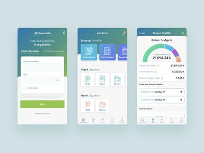 Fibaemeklilik - Plan your Retirement, Mobil App