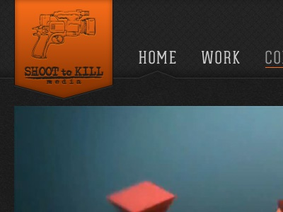 STK Header Detail home page header main menu