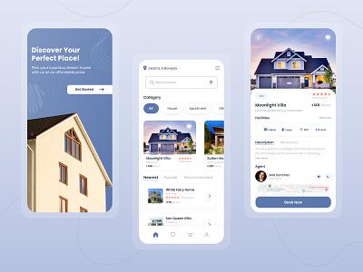Real Estate / House Rental App