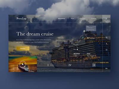 Cruise ux ui design