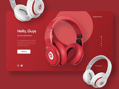 Beats ux ui design