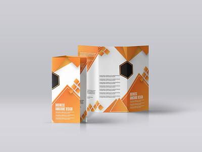 Tri Fold Brochure identitydesign love design magazine design amazon landing page today artist travel product catalog brochure design branding