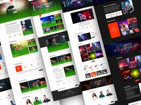rish - A Fresh Multipurpose Creative bundle HTML5 Template