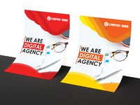 Agency Flyer Template
