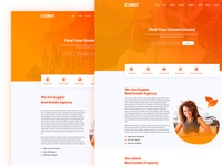 Realestate PSD Template