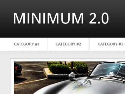 Minimum 2.0