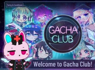 Gacha Club Hack Cheats Gems Mod Apk iOS logo