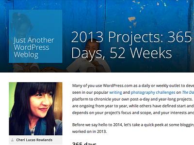 WordPress.com Blog wordpress.com blog