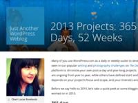 WordPress.com Blog