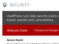 Security, a work in progress.