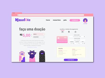 Daily UI #002   credit card checkout website art web ui typography logo design branding app