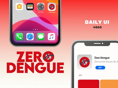Daily UI 005   App Icon illustration vector ux logo dailyui ui