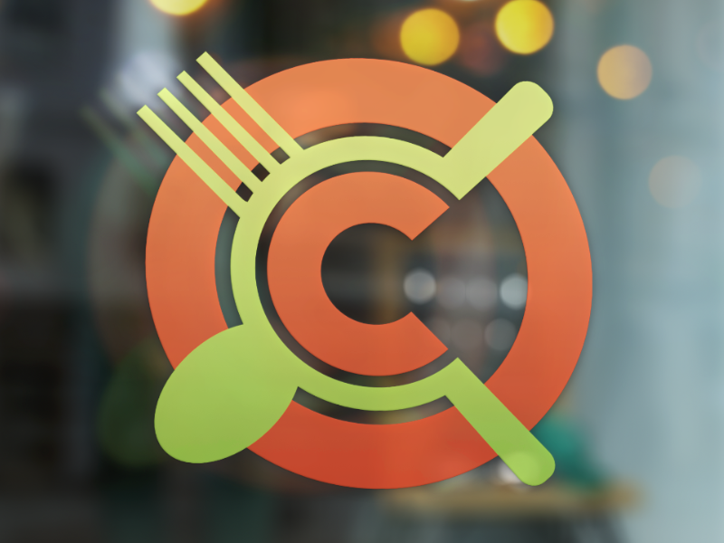 Canna Catering affinity photo affinity designer catering cannabis design logo logo design