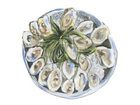 Oysters for TASTE 2015
