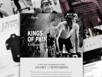 Rapha -  Kings of Pain Collection