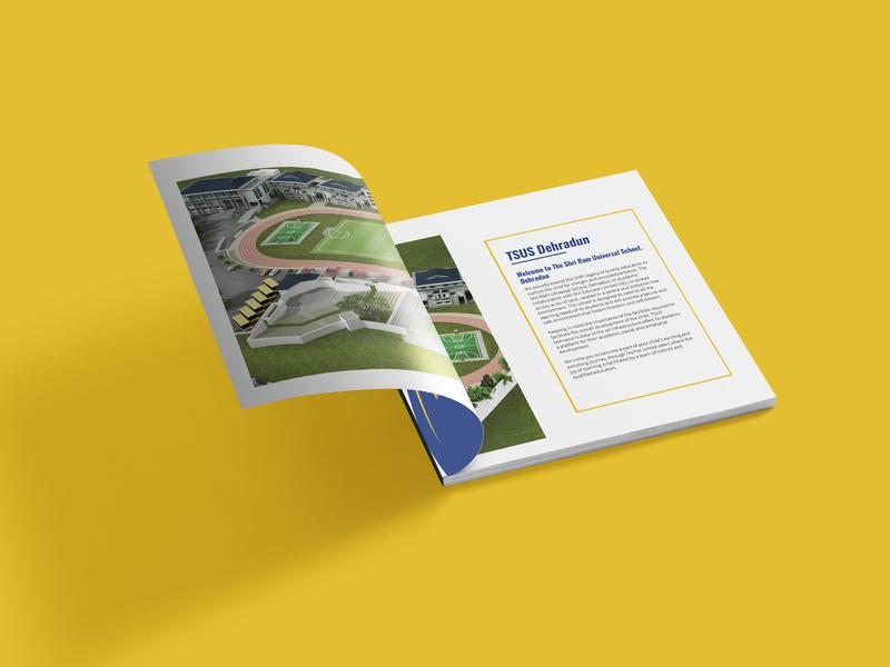 Magazine Design branding design