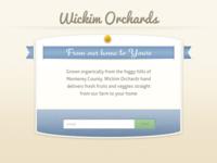 Wickim Orchards