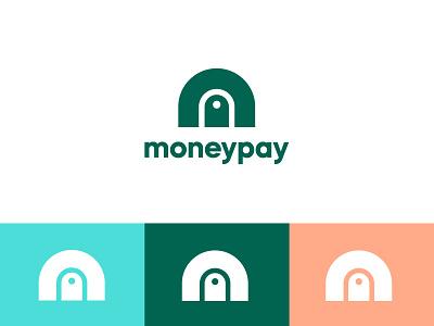 moneypay logo design modern modern logo vector icons mark m logo pay logo money symbol identity logodesign payment app payment ui illustration icon bank logo mark branding logo