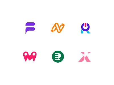 premium logo collection vector logo mark logos minimal mark identity design brand monogram logodesign startup logotype icon branding logo