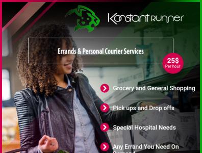 Konstant Runner Errand Services Reviews 2020 konstant runner errand service konstant runner errand service