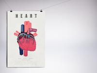 Heart//Poster