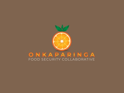 Onkaparinga Food Security Collaborative 1 01 branding illustrator design vector icon graphic illustration logo design logodesign logo