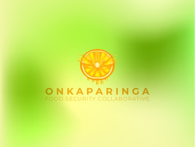 Onkaparinga Food Security Collaborative 1 02 graphic illustrator vector icon design illustration branding logodesign logo design logo