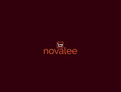 Novalee 02 icon illustrator typography branding graphic illustration logo design logo logodesign design