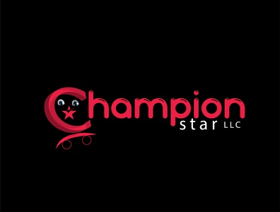 champion star 02 illustrator vector illustration graphic icon branding logo design logodesign design logo