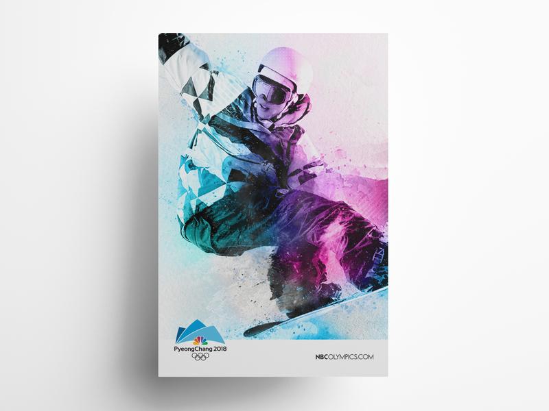 NBC Pyeongchang 2018 Poster