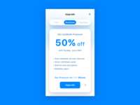 Daily UI 036 — Special Offer